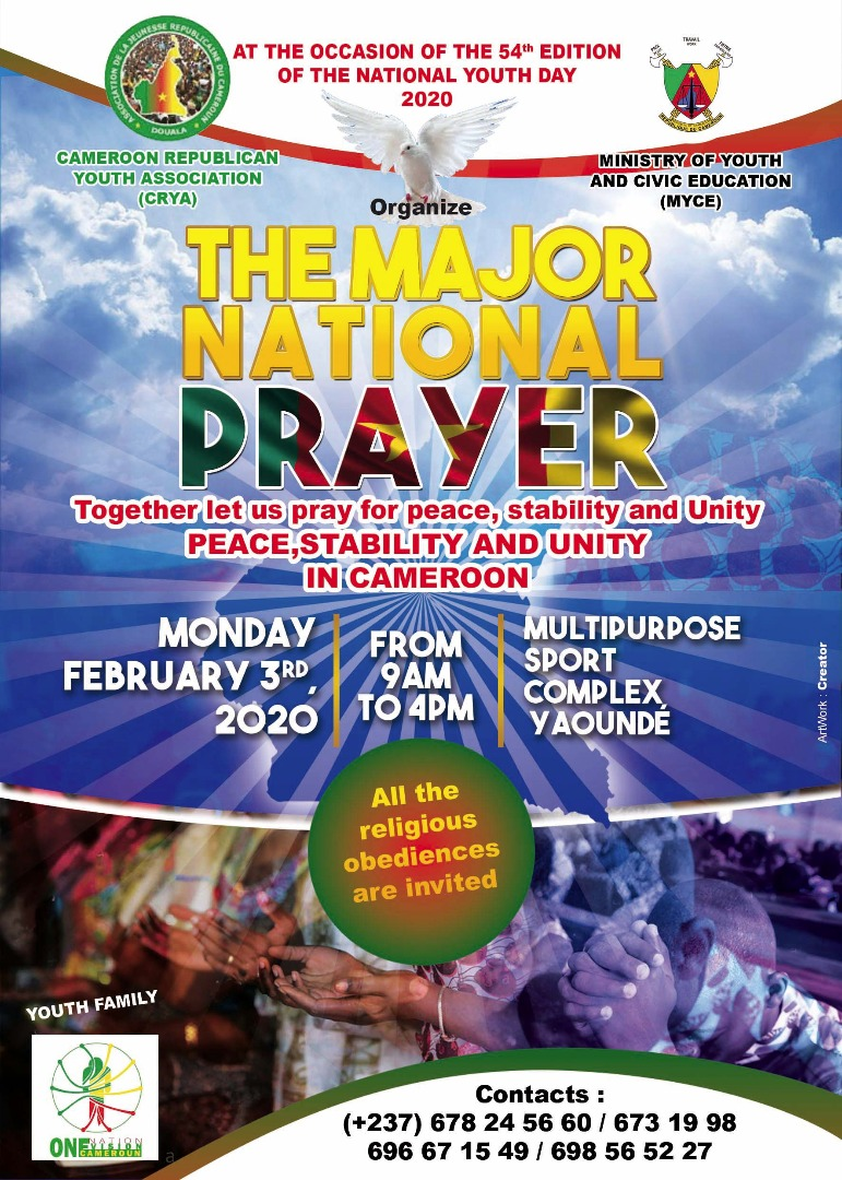 The major national prayer