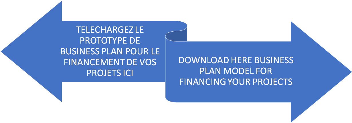DOWNLOAD BUSINESS PLAN MODEL FOR FINANCING YOUR PROJECTS