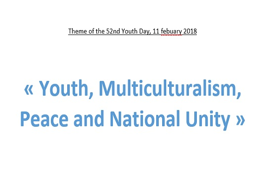 NATIONAL YOUTH DAY THEME